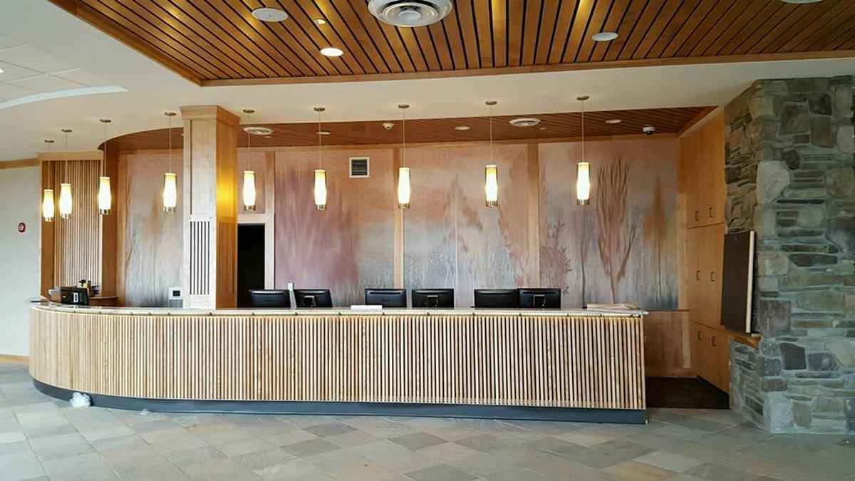 استانداردهای کاغذ دیواری هتل